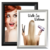 Window Poster Frame - Double Sided