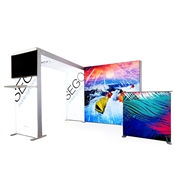 SEGEZ LED Light Box Graphic Package 10x10C