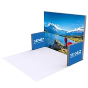 SEGEZ LED Light Box with Fabric Graphics 10x10E
