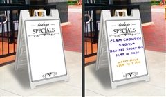 Signicade Dry Erase Sign Board