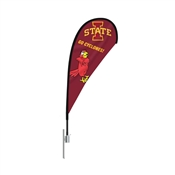 Teardrop Flag (X-Large) - Custom Print Flags
