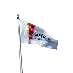 Custom Pole Flag - Custom Printed Pole Signs