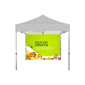 10' x 10' Back Wall Full Tent