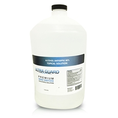 Liquid Hand Sanitizer, 1 Gallon - ideal for commercial and organization uses.
