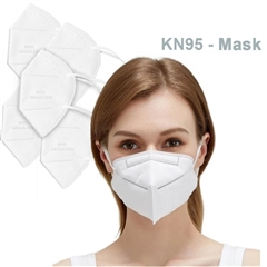 KN95 Face Cover - 5 Pack