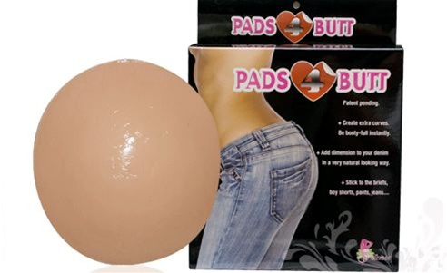 818b8f539 Pads 4 Butt - Adhesive silicone butt pads by fullness