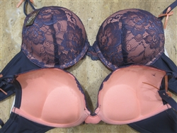 Lumie DOUBLE Padded Lace Bra