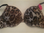 The Wild Cheetah Double Padded Bra