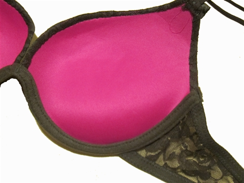 Extreme Push-Up Padded Lace Bra & Panty Set