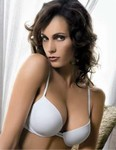 TANIA BOOM push up bra with smooth cups