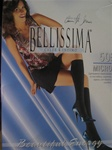 Microfiber knee-high Opaque Hosiery Bellissima.