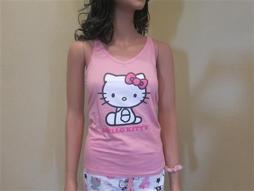 82005ccfc5 Hello Kitty Pajama Shorts Set