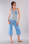 Keep Dream'n Chocolate Pajama Set