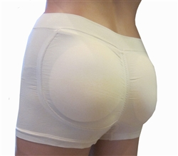 Boy-Short Padded Panty