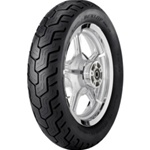 Dunlop D402 MU85B16 BLK Rear HD