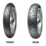 Pirelli Sport Demon* 130/70B17 Rear*