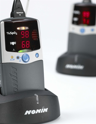 Nonin universal charger set for 2500   concord health supply.