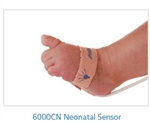 NONIN 6000CN NEONATAL CLOTH DISPOSABLE SENSORS, BOX OF 24 (3 FEET / 1 METER)
