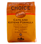 20 LB Rancher's Choice Cat & Kitten Food