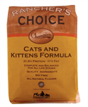 40 Lb Rancher's Choice Cat & Kitten Food