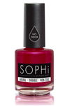 SOPHI OUT OF THE CELLAR NAIL POLISH BY PIGGY PAINT
