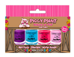 PIGGY PAINT NAIL POLISH BOX OF 4