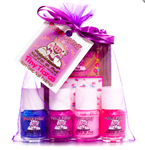 PIGGY PAINT TINY TIARAS NAIL POLISH SET