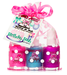 PIGGY PAINT BIRTHDAY BASH GIFT SET -3PC SET