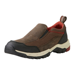 MENS KELSO SLIP ON COFFEE BROWN
