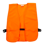 ALLEN POLY ORANGE VEST BIG MAN