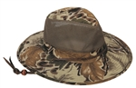 Camo Mesh Safari Hat By Jafari Hats