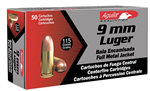 Aguila 9m 124 Grain, Box of 50, Case of 20