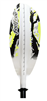 Paddle Day Tour 230cm Lime Camo