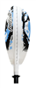 Paddle Day Tour 250cm Blue Camo