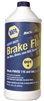 NAPA DOT 4 BRAKE FLUID 1QT