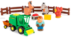 Harvest Time Playset