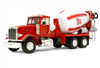 BIG FARM PETERBILT MODEL 367 CEMENT MIXER