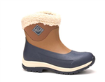 WOMENS ARCTIC APRES 8IN NAVY 6