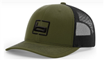 Trucker Cap-Loden/Black