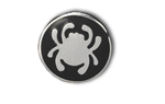 SPYDERCO LAPEL PIN BUG LOGO