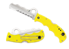 SPYDERCO ASSIST SALT LIGHTWEIGHT YELLOW