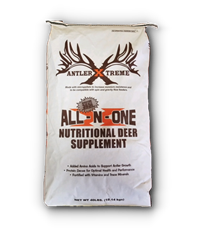 ANTLER X-TREME ALL IN ONE 6 LB – NUTRITIONAL DEER FEED