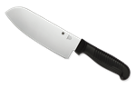SPYDERCO SANTOKU PLAIN EDGE BLACK