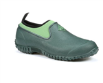 WOMEN MUCKSTER II LOW GREEN SIZE 7