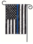 SUPPORT THE BLUE GARDEN FLAG