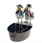 METAL CROW DUO FOUNTAIN