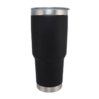 32 oz Black Boss Tumbler