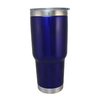 32oz Blue Boss Tumbler
