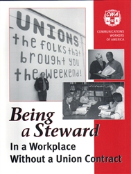 Being a Steward in the Workplace Without a Union Contract