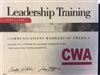 Certificate - Leadership Training First Year